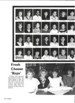 1986 Carthage High School Yearbook Page 198 & 199