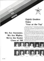 1986 Carthage High School Yearbook Page 222 & 223