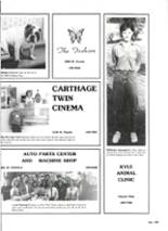 1986 Carthage High School Yearbook Page 248 & 249