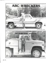 1986 Carthage High School Yearbook Page 272 & 273