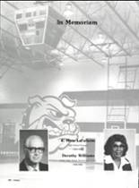 1986 Carthage High School Yearbook Page 296 & 297
