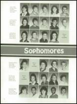 1986 South Pittsburg High School Yearbook Page 28 & 29
