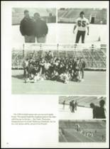 1986 South Pittsburg High School Yearbook Page 54 & 55