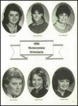 1986 South Pittsburg High School Yearbook Page 58 & 59
