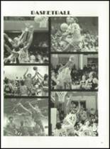1986 South Pittsburg High School Yearbook Page 60 & 61