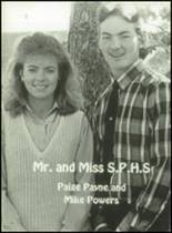 1986 South Pittsburg High School Yearbook Page 108 & 109