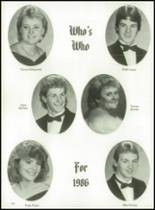 1986 South Pittsburg High School Yearbook Page 116 & 117
