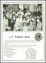 1986 South Pittsburg High School Yearbook Page 134 & 135