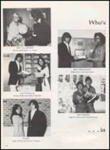 1976 Eufaula High School Yearbook Page 20 & 21