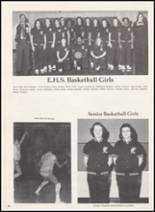 1976 Eufaula High School Yearbook Page 34 & 35