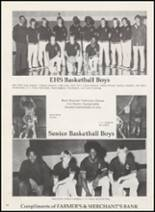 1976 Eufaula High School Yearbook Page 38 & 39