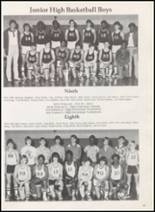 1976 Eufaula High School Yearbook Page 40 & 41