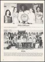 1976 Eufaula High School Yearbook Page 62 & 63