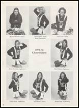 1976 Eufaula High School Yearbook Page 70 & 71