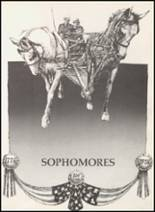 1976 Eufaula High School Yearbook Page 106 & 107
