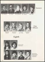 1976 Eufaula High School Yearbook Page 122 & 123