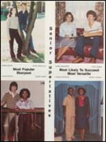 1981 Campbellsville High School Yearbook Page 18 & 19