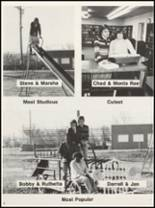 1981 Campbellsville High School Yearbook Page 40 & 41