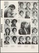 1981 Campbellsville High School Yearbook Page 46 & 47