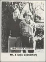 1981 Campbellsville High School Yearbook Page 48 & 49