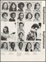 1981 Campbellsville High School Yearbook Page 50 & 51