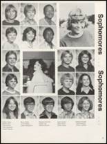 1981 Campbellsville High School Yearbook Page 52 & 53