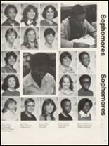 1981 Campbellsville High School Yearbook Page 54 & 55