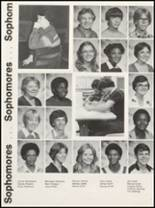 1981 Campbellsville High School Yearbook Page 56 & 57