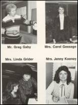 1981 Campbellsville High School Yearbook Page 72 & 73