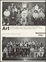 1981 Campbellsville High School Yearbook Page 86 & 87