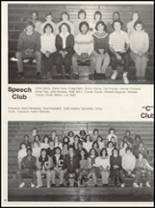 1981 Campbellsville High School Yearbook Page 88 & 89
