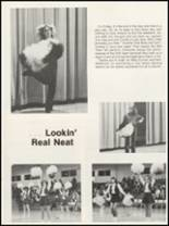 1981 Campbellsville High School Yearbook Page 92 & 93