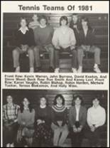 1981 Campbellsville High School Yearbook Page 98 & 99