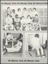 1981 Campbellsville High School Yearbook Page 100 & 101