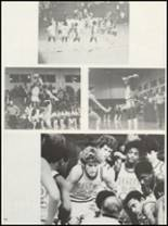 1981 Campbellsville High School Yearbook Page 104 & 105