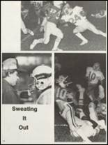 1981 Campbellsville High School Yearbook Page 108 & 109