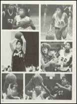 1981 Campbellsville High School Yearbook Page 112 & 113