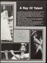1981 Campbellsville High School Yearbook Page 118 & 119