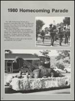 1981 Campbellsville High School Yearbook Page 120 & 121