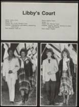 1981 Campbellsville High School Yearbook Page 122 & 123