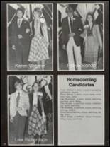 1981 Campbellsville High School Yearbook Page 124 & 125