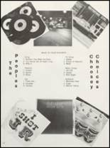 1981 Campbellsville High School Yearbook Page 126 & 127