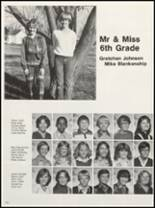 1981 Campbellsville High School Yearbook Page 136 & 137