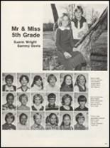 1981 Campbellsville High School Yearbook Page 138 & 139