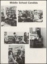 1981 Campbellsville High School Yearbook Page 142 & 143