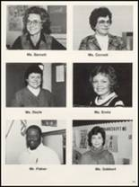 1981 Campbellsville High School Yearbook Page 144 & 145