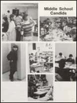 1981 Campbellsville High School Yearbook Page 148 & 149