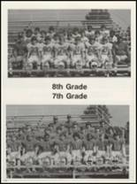 1981 Campbellsville High School Yearbook Page 154 & 155