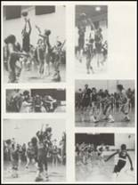 1981 Campbellsville High School Yearbook Page 156 & 157