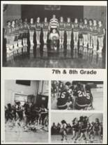 1981 Campbellsville High School Yearbook Page 158 & 159